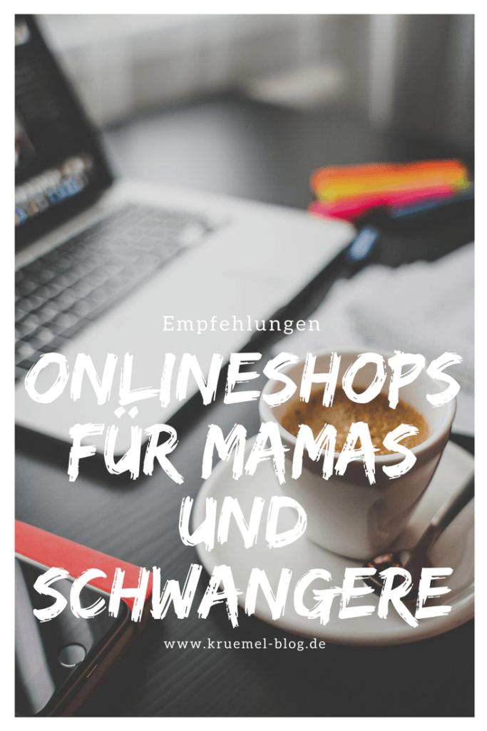 Meine Empfehlungen für Onlineshops für Mamas und Schwangere