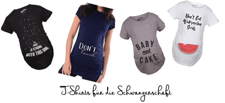 Schwangerschaftstshirts