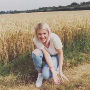 Anke im Feld
