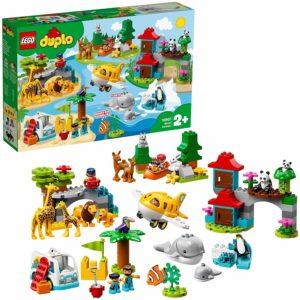 Lieblingsspielzeuch für 2-Jährige Kinder