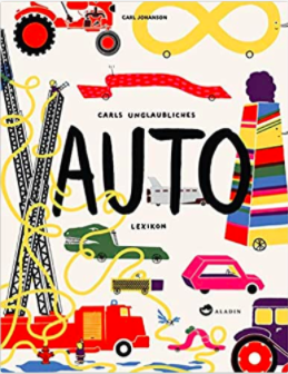 Das Auto Lexikon ist zur Zeit unser Lieblingsbuch