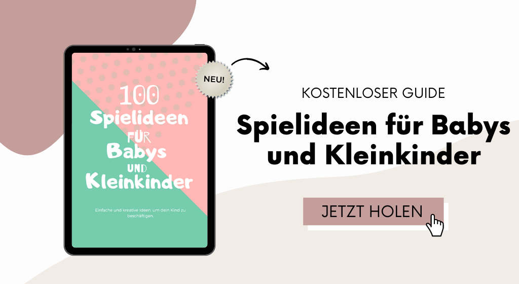 100 Spielideen für Babys und Kleinkinder